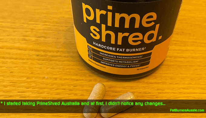 PrimeShred Australia Review After 1 Months