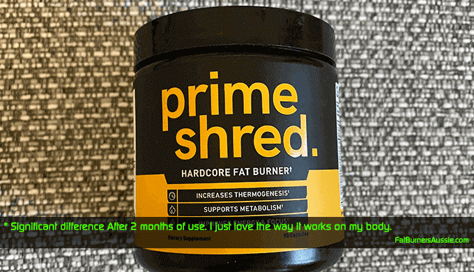 PrimeShred Australia Review After 2 Months